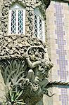 Portugal, Sintra, window of da Pena palace