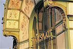 Église St Charles Borromée Autriche, Vienne,