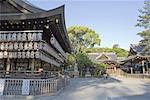 Japon, Kyoto, Gion, sanctuaire de Yakasa