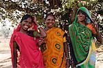 Portrait of Indian Women, Madhya Pradesh, India