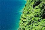 Lake Waikaremoana, Urewera National Park, New Zealand, North Island