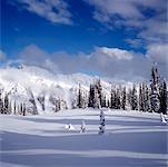 Valhalla Mountains, British Columbia, Canada