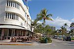 Street Scene, South Miami Beach, Miami, Florida, USA