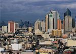 Skyline, Mataki, Manila, Philippines
