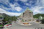 Banff Springs Hotel, Banff National Park, Banff, Alberta, Canada