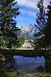 Town of Banff, Banff National Park, Alberta, Canada