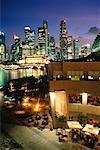 Skyline, Singapore