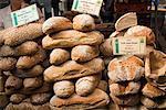 Brot, Bio-Markt Borough, London, England