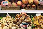 Marché des fruits et légumes, Madrid, Espagne