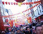 Chinese New Year, London, England