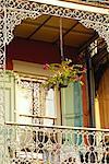 Balcony, New Orleans, Louisiana, USA