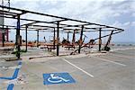 Hurricane Damage, Biloxi, Mississippi, USA