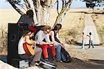 Stranded Rock Band