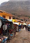 Marché de Pisac, Pisac, Pérou