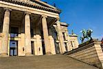 Schinkel's Schauspielhaus, Gendarmenmarkt, Berlin, Germany