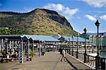 Caudan Waterfront, Port Louis, Mauritius