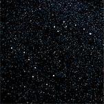 Ciel nocturne affichant la Grande Ourse, petite Ourse et North Star.