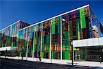Édifice du Palais des congrès, Montréal, Québec, Canada