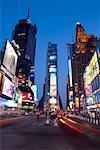 Times Square, New York City, New York, États-Unis