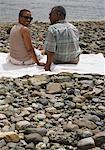 Couple on Shore