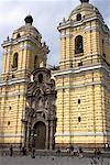 Convento y Museo de San Francisco, Lima, Peru