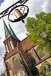 St Nicholas Church, Mitte, Berlin, Allemagne