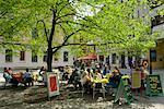 Outdoor Cafe, Berlin, Germany