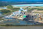 Suncor Oil Sands Plant, Alberta, Canada