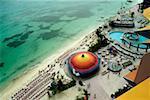 Front de mer de cristal Palace Hotel, Nassau, Bahamas