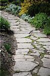 Path, Niagara Butterfly Conservatory, Niagara, Ontario, Canada
