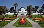 Botanical Garden, Golden Gate Park, San Francisco, California, USA