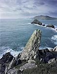 Dunmore Head, péninsule de Dingle, comté de Kerry, Irlande