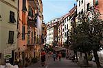 Street Scene, Italy