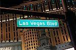 Street Sign, Las Vegas, Nevada
