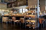 Innenraum der Bäckerei