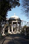 Statues in Lezama Park, San Telmo, Buenos Aires, Argentina