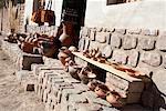 Magasin de poterie, Purmamarca, Province de Jujuy, Argentine