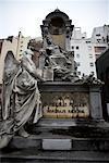 La Recoleta Cemetery, Recoleta, Buenos Aires, Argentina