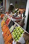 Fruit Market, Recoleta, Buenos Aires, Argentina