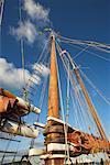The Margaret Todd Schooner, Bar Harbor, Maine, USA