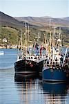 Boats, Ullapool, Scotland
