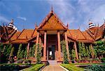 Exterior of National Museum, Phnom Penh, Cambodia