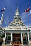 Udong Pagoda, Phnom Penh, Cambodia
