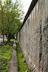 Remnant of Berlin Wall, Berlin, Germany