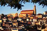 Church on Hilltop, Antananarivo, Madagascar