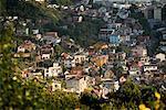 Overview of Antananarivo, Madagascar