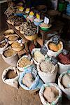 Market in Behenjy, Madagascar