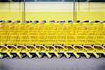 Ligne jaune caddies