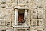 Statue of Lord Ganesha in a temple, Lakshmi Narayan Temple Complex, Chamba, Himachal Pradesh India