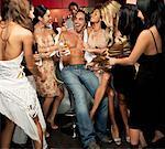 People at Night Club